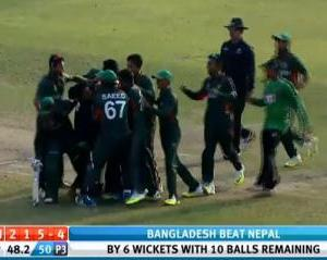 U-19 World Cup: Bangladesh march-past first in semi-finals