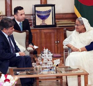 Afghan envoy requests PM to reopen Bangladesh mission in Kabul
