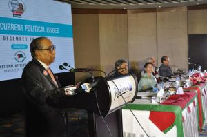 AL briefs diplomats on political issues