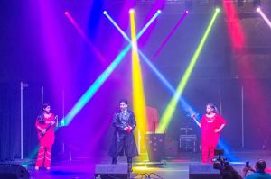 Eye-catching performance of magic icon Aliraj in Florida