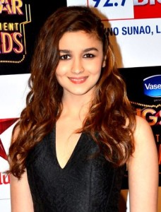 Alia Bhatt to record her first single
