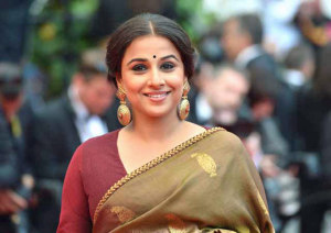 What character Vidya is playing in Begum Jaan?