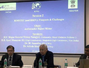 Bangladesh calls for strengthening BIMSTEC, BBIN