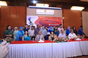 World Hospice and Palliative Care Day observed