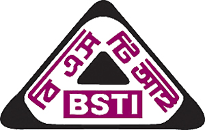 Weighing stone with BSTI logo in 2018
