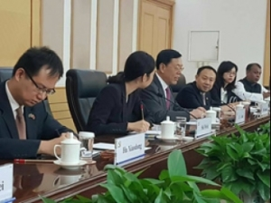 China favours permanent solution of Rohingya crisis
