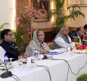 Dialogue between 14-party, JOF concludes
