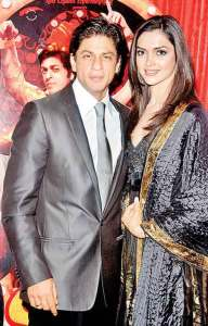 Deepika Padukone to star opposite Shah Rukh Khan again