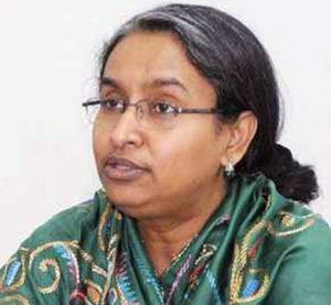 Dipu Moni for maintaining pace of development in education sector