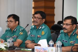 Law and order situation remain stable in city: DMP commissioner