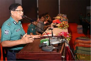 Security strengthened ahead of Eid: DMP commissioner