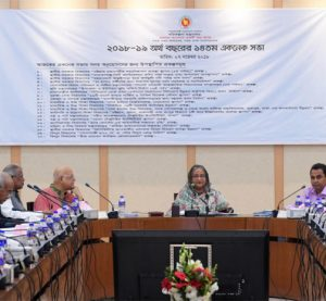 ECNEC okays 28 projects including Sheikh Hasina University