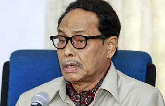 Ershad's body to be taken to Rangpur today