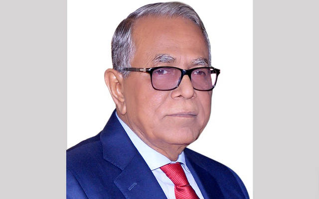 President mourns death of film director Amjad Hossain