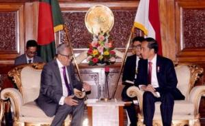 President seeks continued Indonesian help to end Rohingya crisis