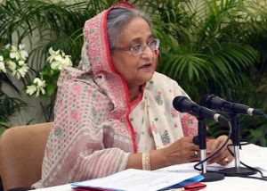 PM blasts Khaleda for her audacious remark in court