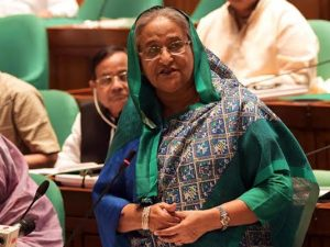 Traffic problem of Dhaka to be resolved gradually:PM