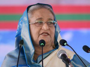 "Befitting reply awaits Padma Bridge ""conspirators"": PM"