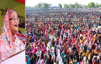 Country will be ruined with BNP in power: PM