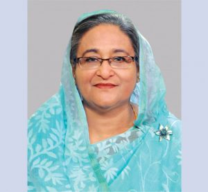 Sheikh Hasina makes room in list of top 100 global thinkers
