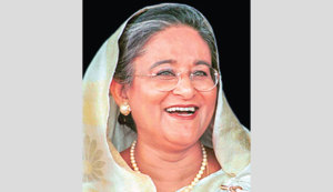 Prime Minister Sheikh Hasina 10th among 50 greatest world leaders