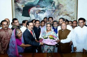 Sheikh Hasina's 37th homecoming day celebrated