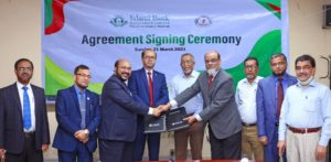 IBBL signs MoU with Titas Gas