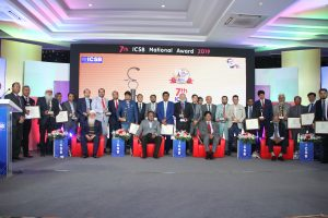 7th ICSB National Award for Corporate Governance Excellence- 2019 held