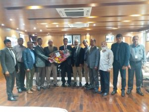 ICSB Council Meets BSEC Chairman