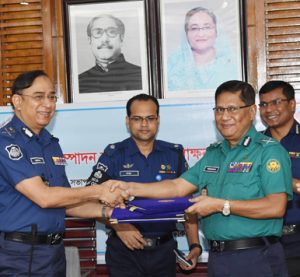 Discharge duties efficiently to achieve APA goal: IGP