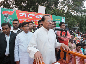 No place for conspirators, killers in Bangladesh: Inu