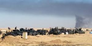 Iraq makes gains in 'difficult' assault on IS-held Mosul