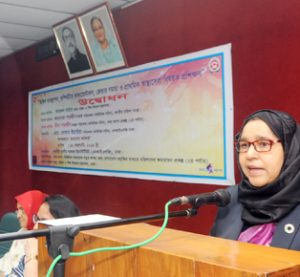 "Govt takes ""Info Lady"" project to empower 10m women"