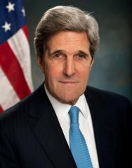 Kerry doesn't believe that govt has its head in sand