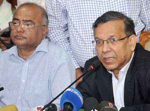 Sinha will face ACC investigation: Huq