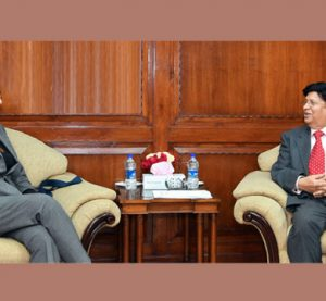 Lee for working together with Bangladesh to address Rohingya crisis