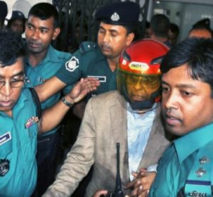 Rangpur court rejects Mainul's bail prayer