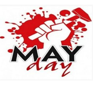 Historic May Day today