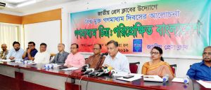 Hasan seeks media role to build multidimensional developed nation