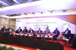 """ICSB CPD  holds Seminar on  """"SDGs: Private Sectors Roles and Challenges"""""""