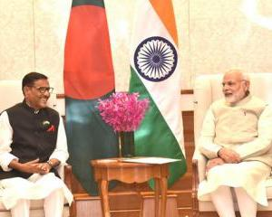 Modi lauds Sheikh Hasina's bold, courageous leadership