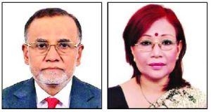 New chair and Vice chair of NCC Bank
