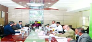 S M Parvez Tamal, Chairman of NRBC Bank Limited, presiding over the bank's board of directors meeting at its head office in the capital on Thursday held virtually. Mr. Rafikul Islam Mia Arzoo, Mohammed Adnan Imam, Loquit Ullah, AKM Mostafizur Rahman, Directors, Dr. Khan Mohammad Abdul Mannan, Air Chief Marshal Abu Esrar, (Retd), Independent Directors and Golam Awlia, Managing Director & CEO of the bank were present. The meeting approved the unaudited first quarter financial statement of current FY.