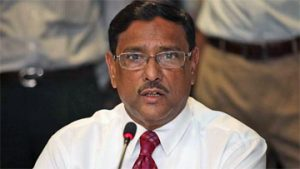 No need of dialogue as polls to be held as per constitution: Quader