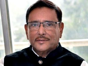 Quader's hospital clearance likely on Friday or Saturday