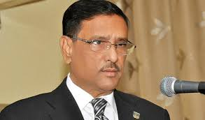 BNP relies on foreign powers to go to power: Obaidul Quader