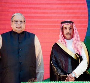 SAUDI ARABIAN AIRLINES (SAUDIA) SPONSORS 89TH SAUDI NATIONAL DAY CELEBRATION IN BANGLADESH