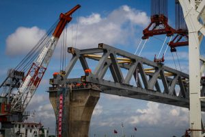 Padma bridge project progress 63pc now: Quader