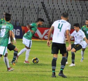 Bangladesh beat Pakistan 1-0 in SAFF Suzuki Cup