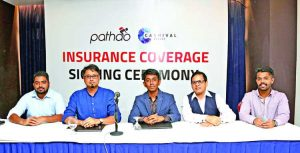 Pathao launches insurance coverage for riders, users